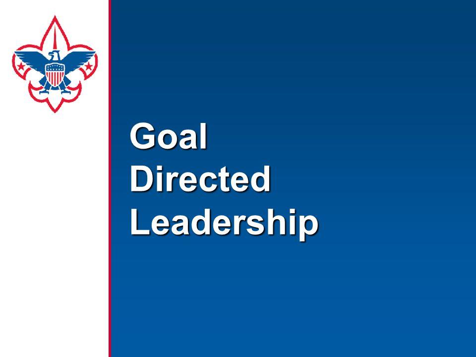 Goal Directed Leadership
