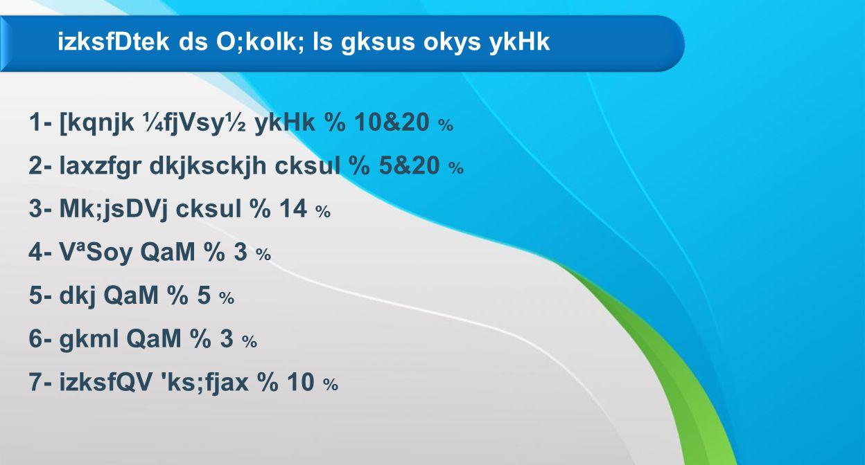 izksfDtek ds O;kolk; ls gksus okys ykHk 1- [kqnjk ¼fjVsy½ ykHk % 10&20 % 2- laxzfgr dkjksckjh cksul % 5&20 % 3- Mk;jsDVj cksul % 14 % 7- izksfQV ks;fjax % 10 % 4- VªSoy QaM % 3 % 5- dkj QaM % 5 % 6- gkml QaM % 3 %