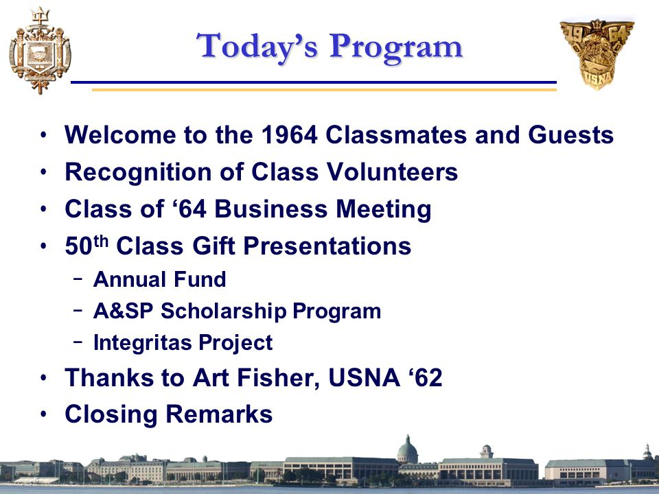 UNITED STATES NAVAL ACADEMY FOUNDATION ATHLETIC & SCHOLARSHIP PROGRAMS 1/C Austin Branch A Navy junior.