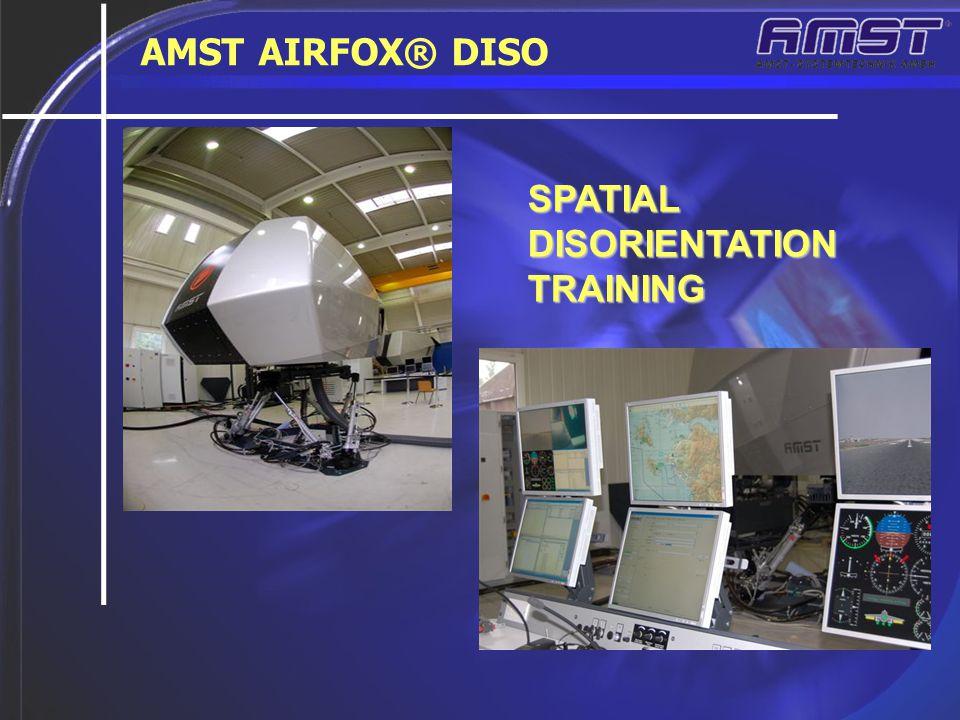 SPATIALDISORIENTATIONTRAINING AMST AIRFOX® DISO