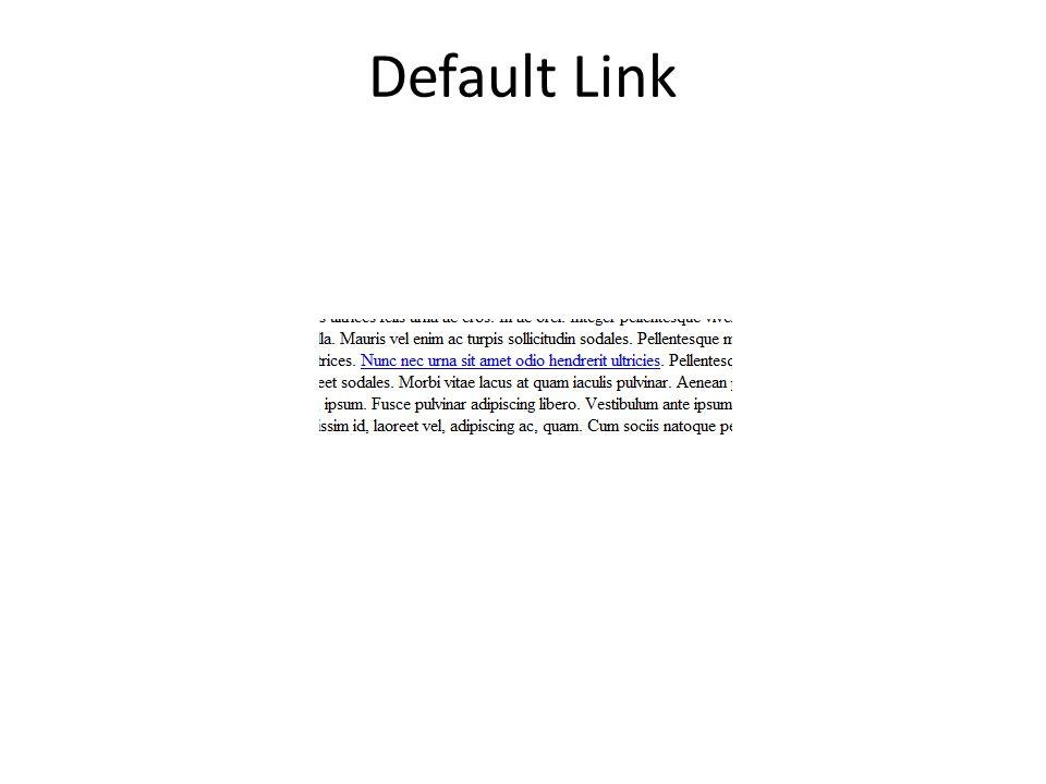 Default Link