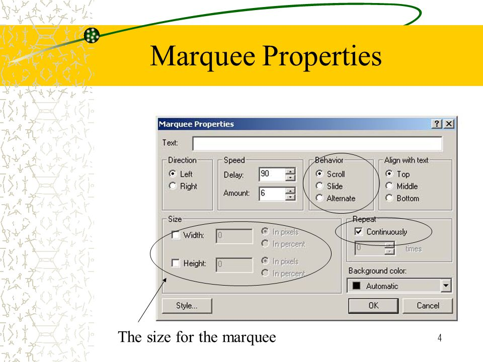 25 Navigation view Provide a visual representation of our web structure Automatically create navigation bars on all your web pages, which –Link the pages in your web site together –Will appear in the shared borders of your web pages Shared border: when you view the pages in FrontPage or a browser, the navigation bars appear consistently in the same areas (called shared borders) on all the pages.
