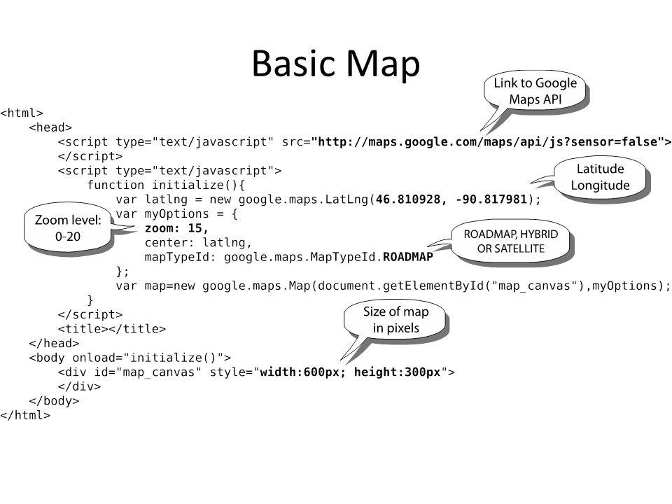 MapQuest Basic