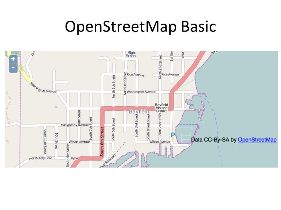 OpenStreetMap Basic