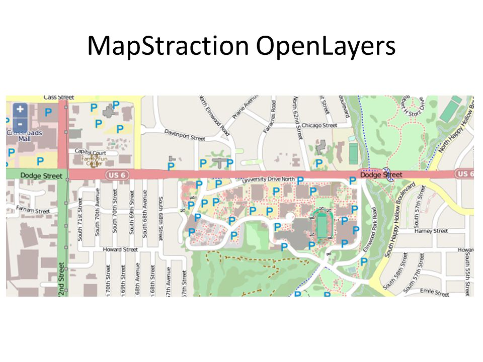 MapStraction OpenLayers