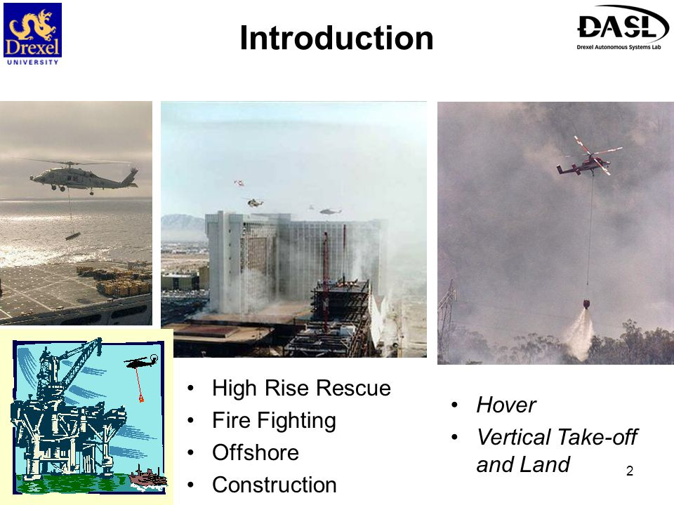 3 Transportation Modes of Helicopters 23000 lbs 5000 lbs 40000 lbs
