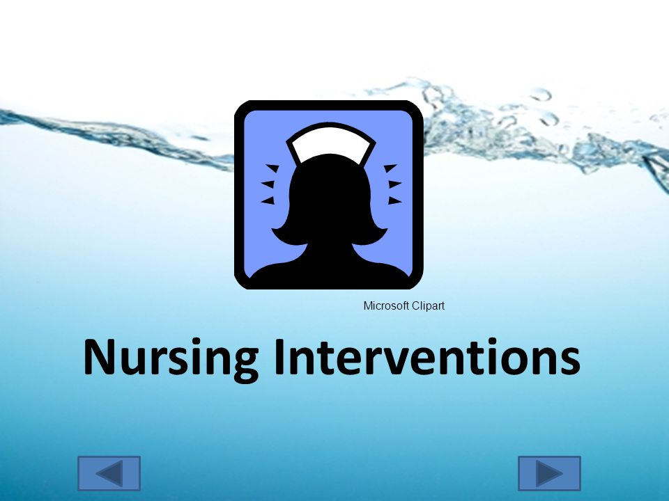 Nursing Interventions Microsoft Clipart