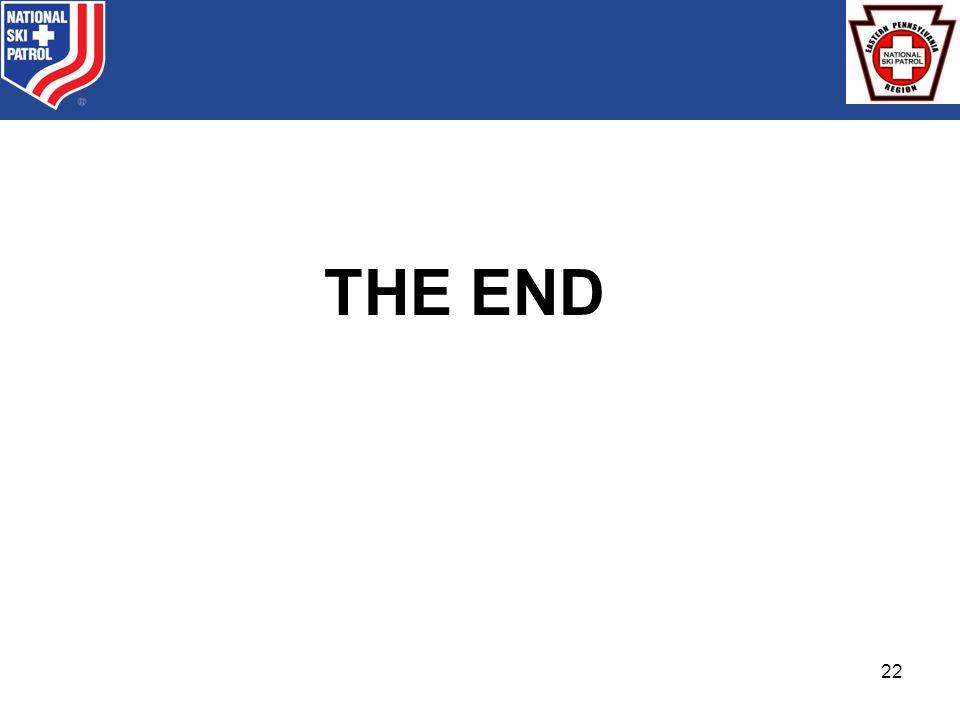 BRADY THE END 22