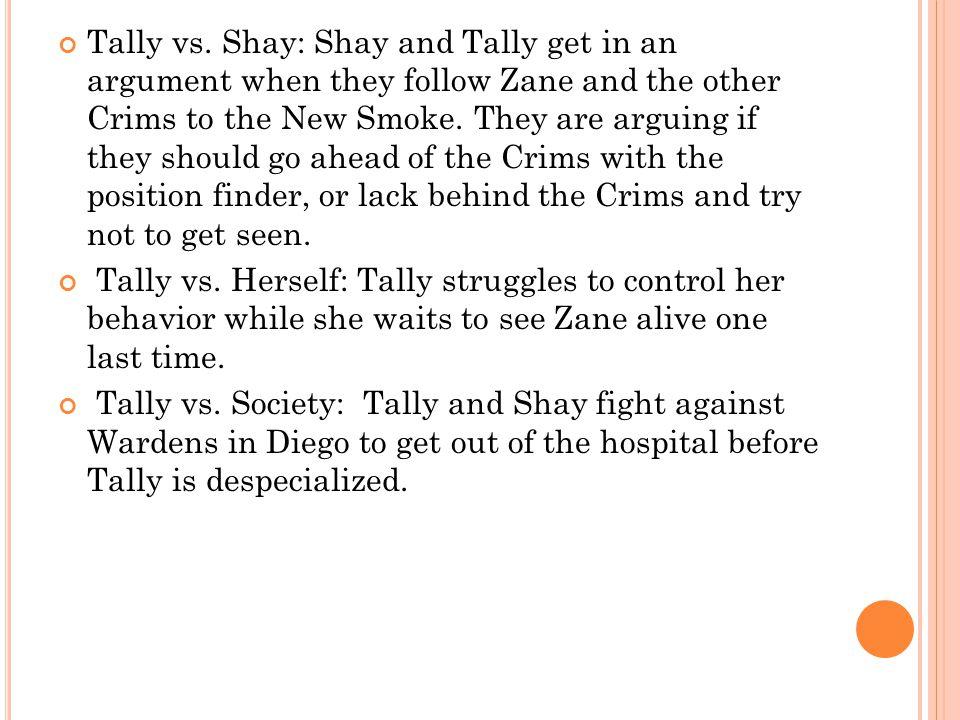Tally vs.