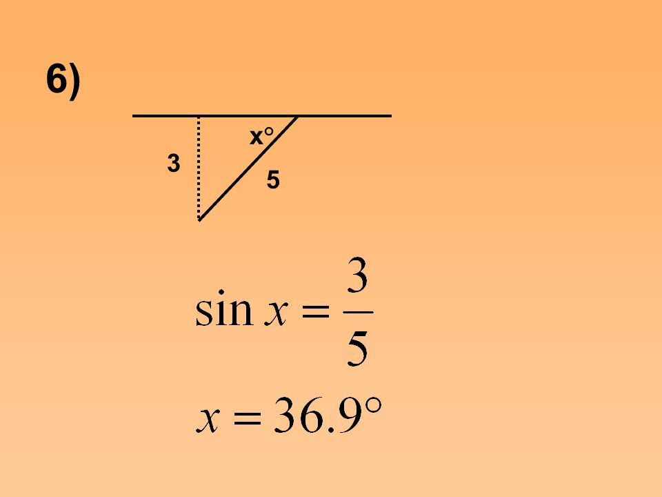 3 x° 5 6)