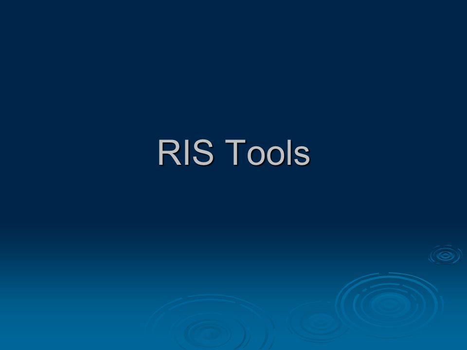 RIS Tools