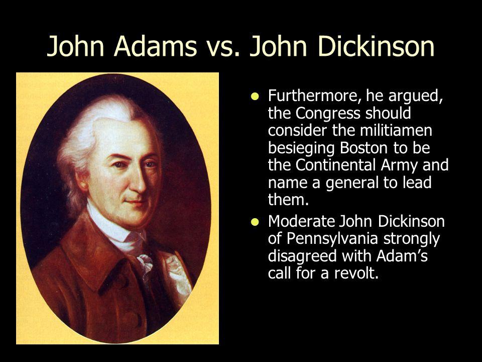 John Adams vs.