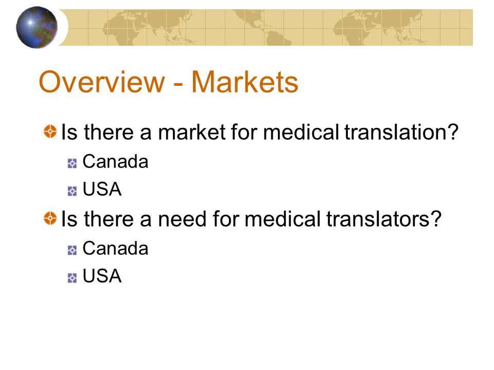 Survey of the Canadian Translation Industry.