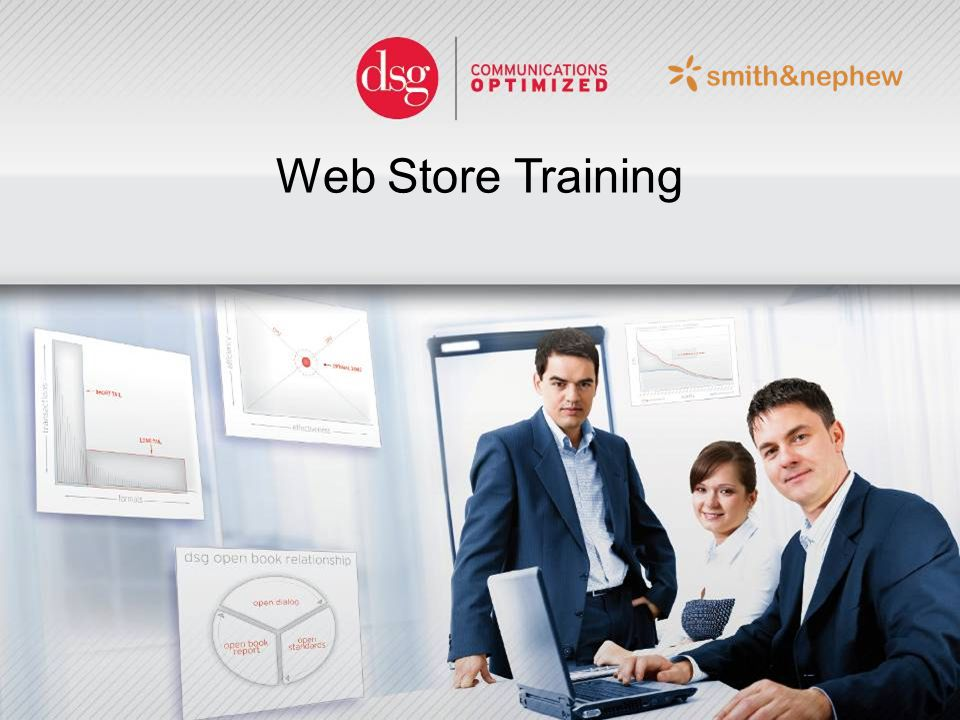 Web Store Training