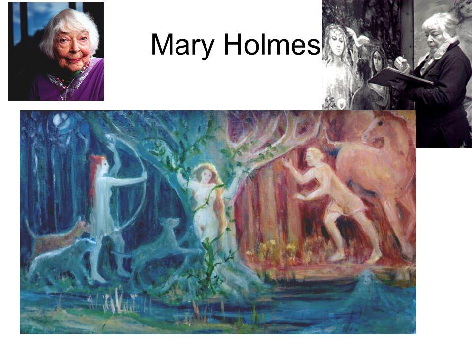 Mary Holmes