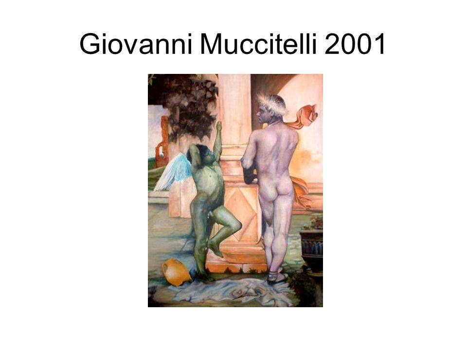 Giovanni Muccitelli 2001
