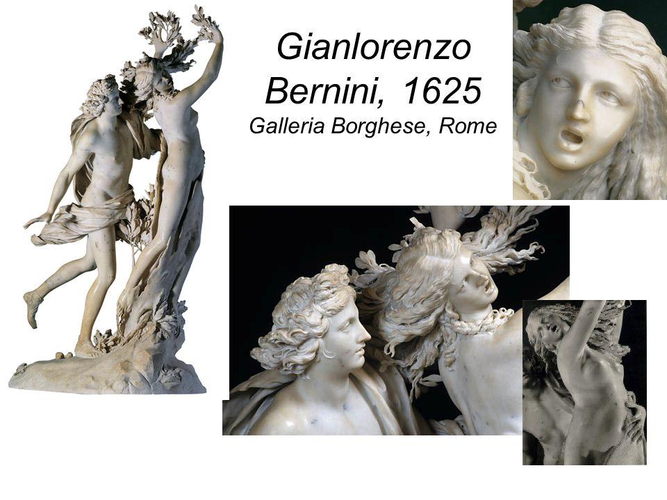 Gianlorenzo Bernini, 1625 Galleria Borghese, Rome