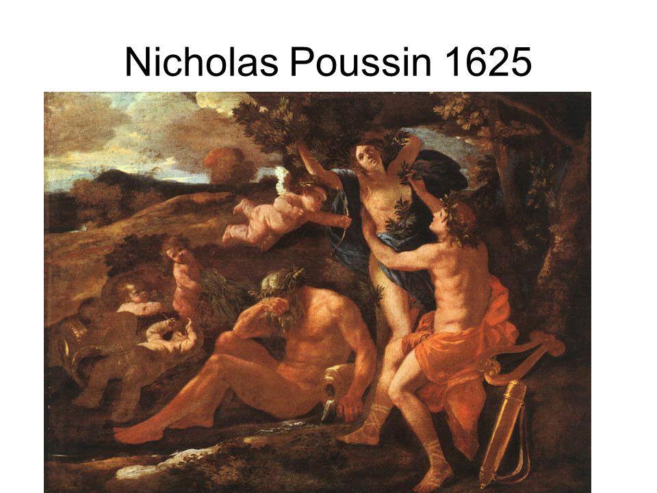 Nicholas Poussin 1625