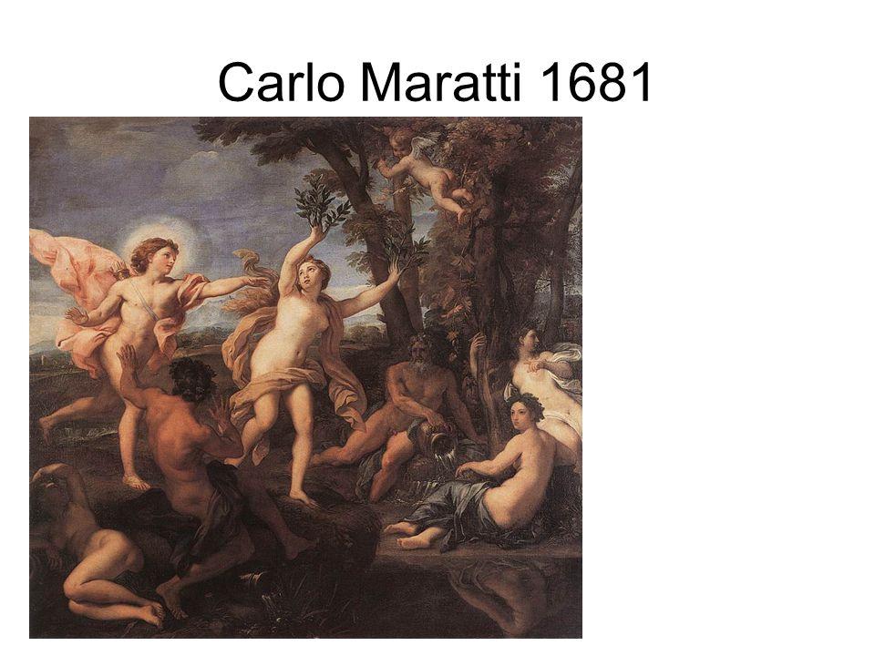 Carlo Maratti 1681