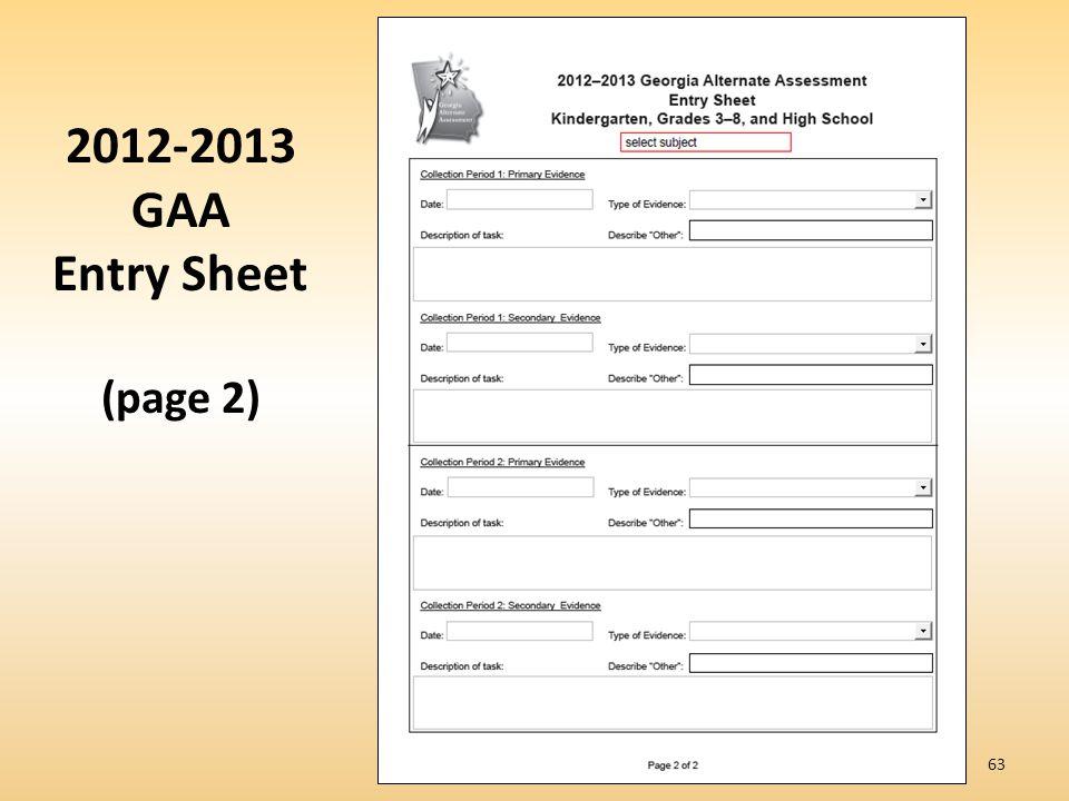 63 2012-2013 GAA Entry Sheet (page 2)