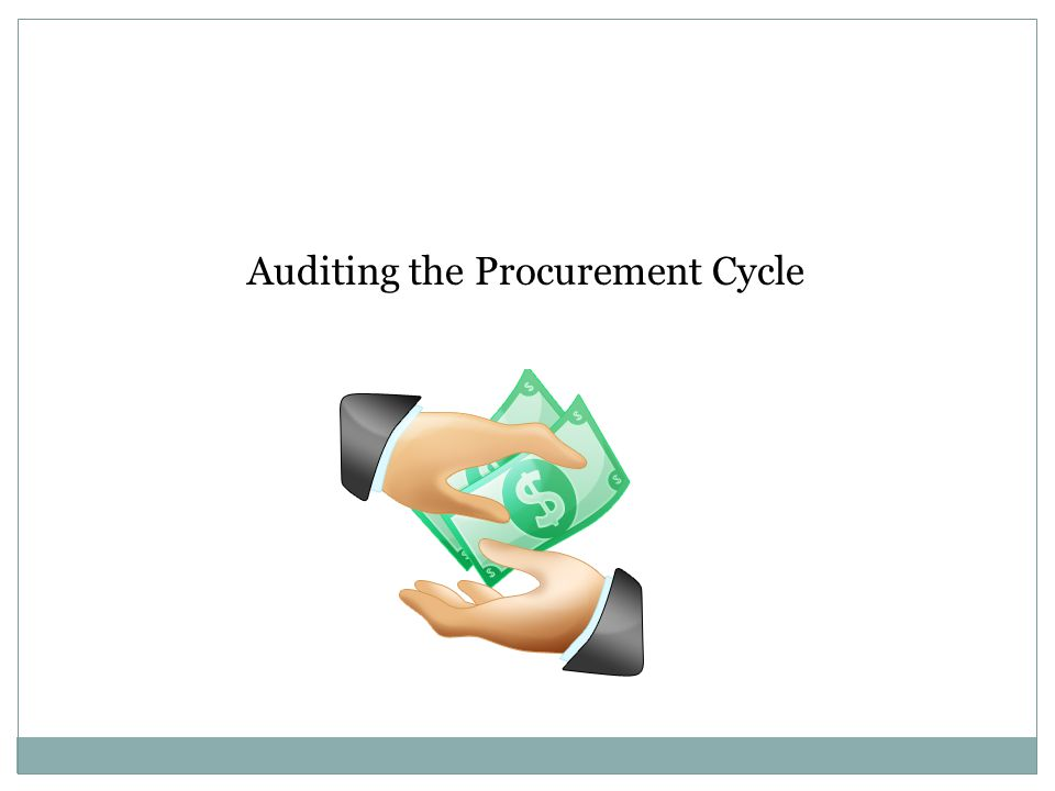 Responsibilities of the Agency Provide Documentation (Evidence) Agency Procurement and Accounts Payable Policies and Procedures Master listing of all term contracts Determination of Need Justification of non-Competitive Sealed Bid procurement RFP / IFB Bid tabulations