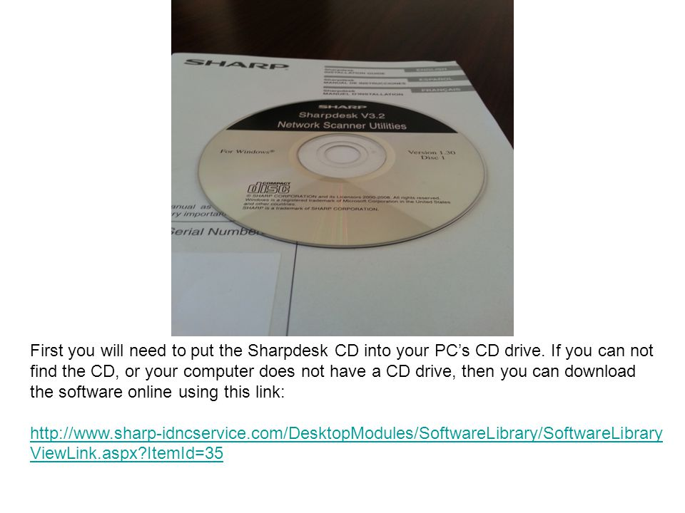 The autoplay window should pop up when you put the CD into the CD drive. Click on Run setup.exe