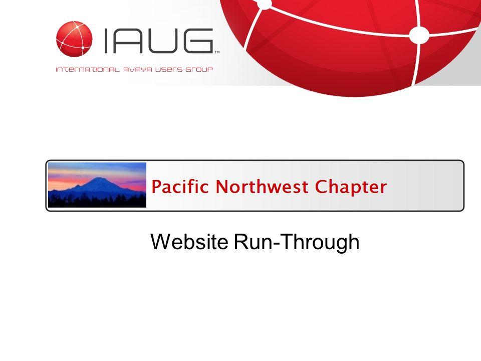 Website Run-Through