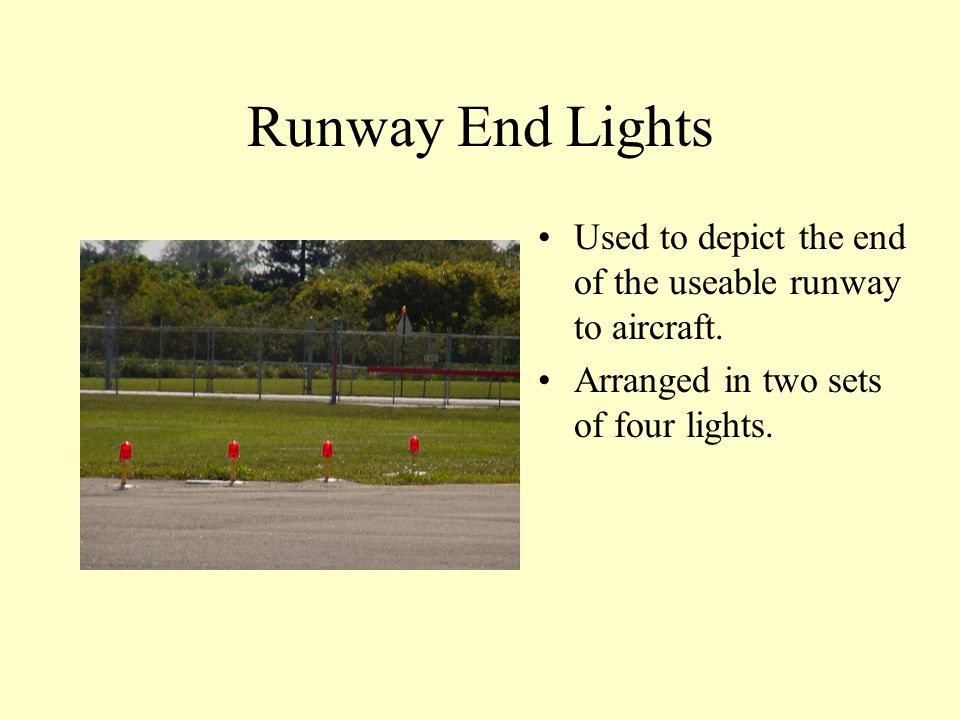 In –Pavement Guard Lights Supplement hold bars and hold position signage to alert pilots or vehicle operators of the holding position, especially duri