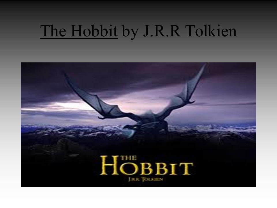 The Hobbit by J.R.R Tolkien