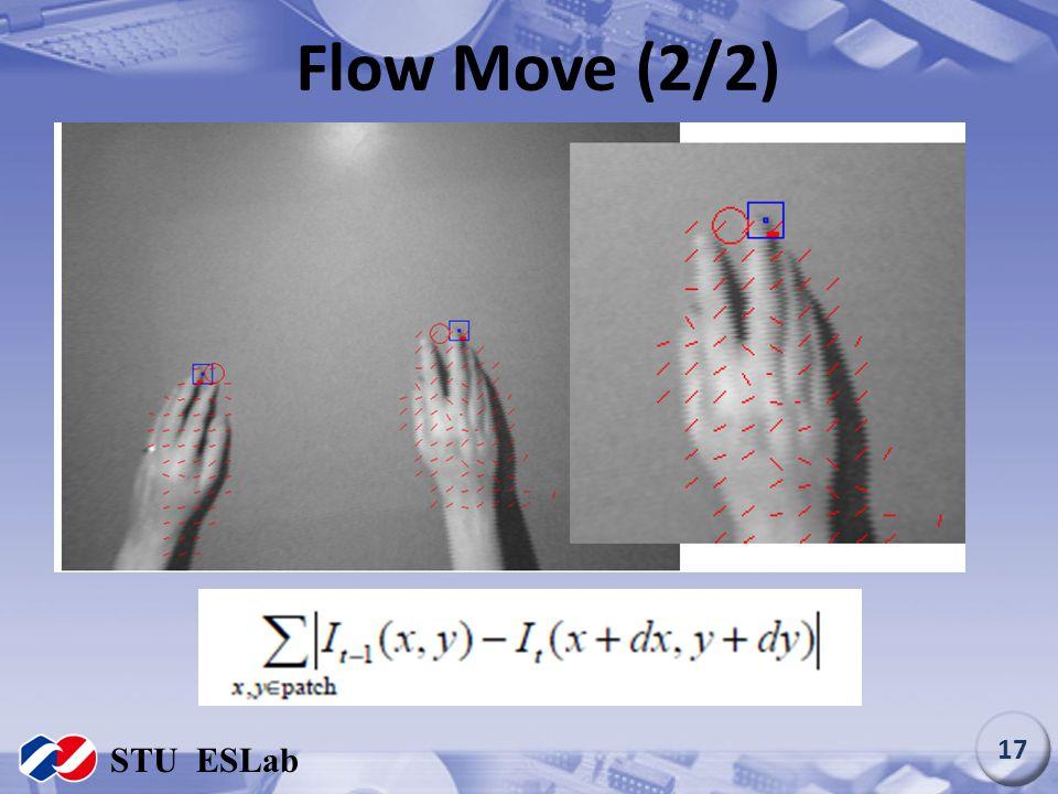 Flow Move (2/2) STU ESLab 17