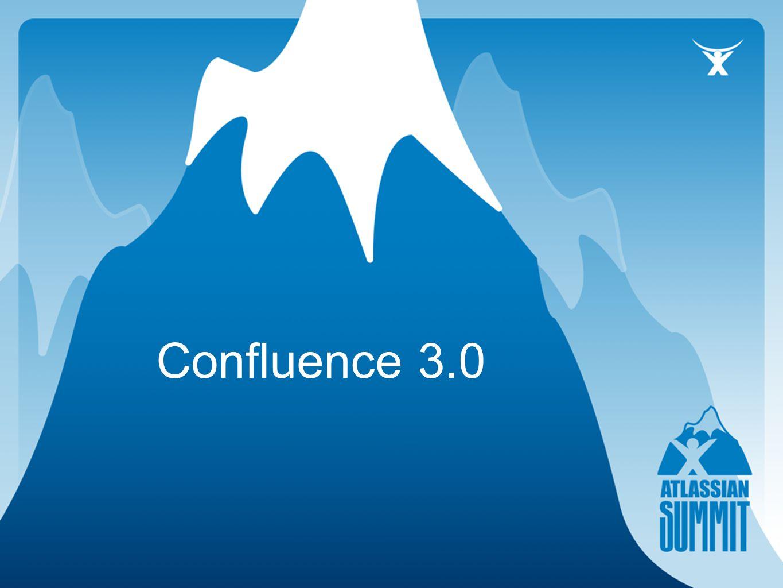 Confluence 3.0