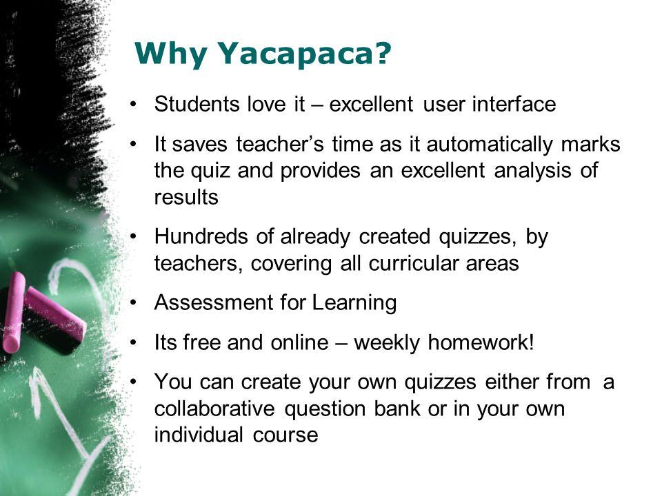 Assessment Assessment for Learning