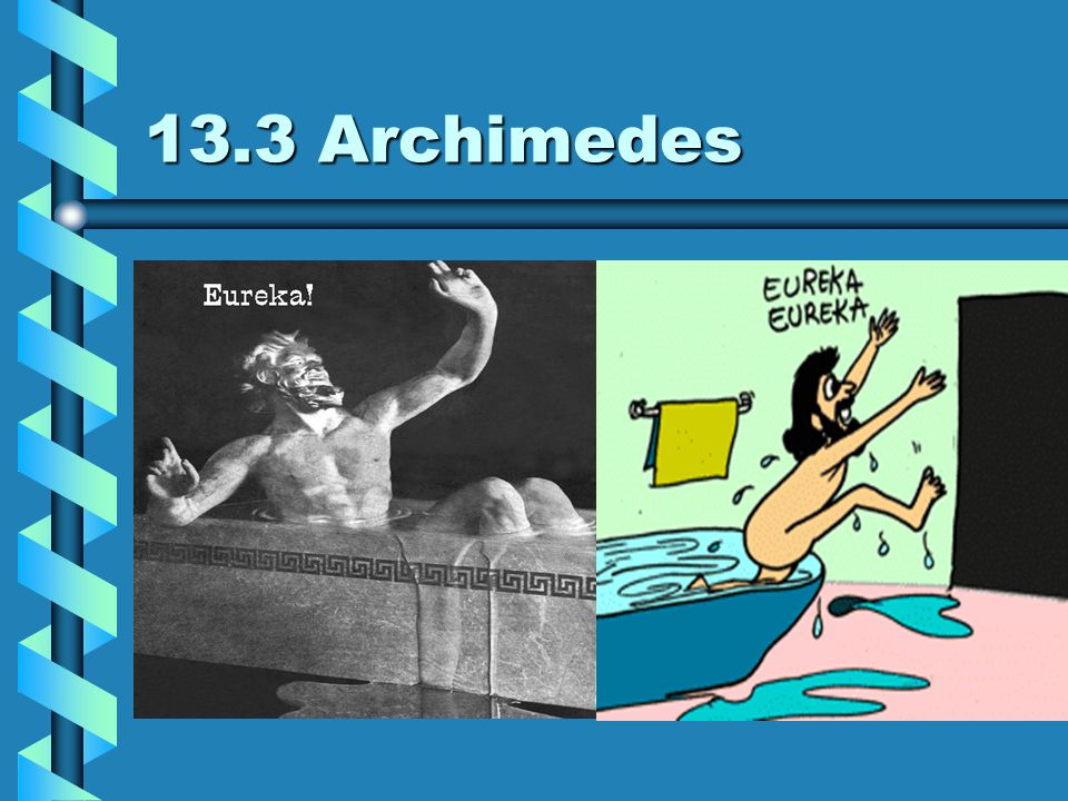 13.3 Archimedes
