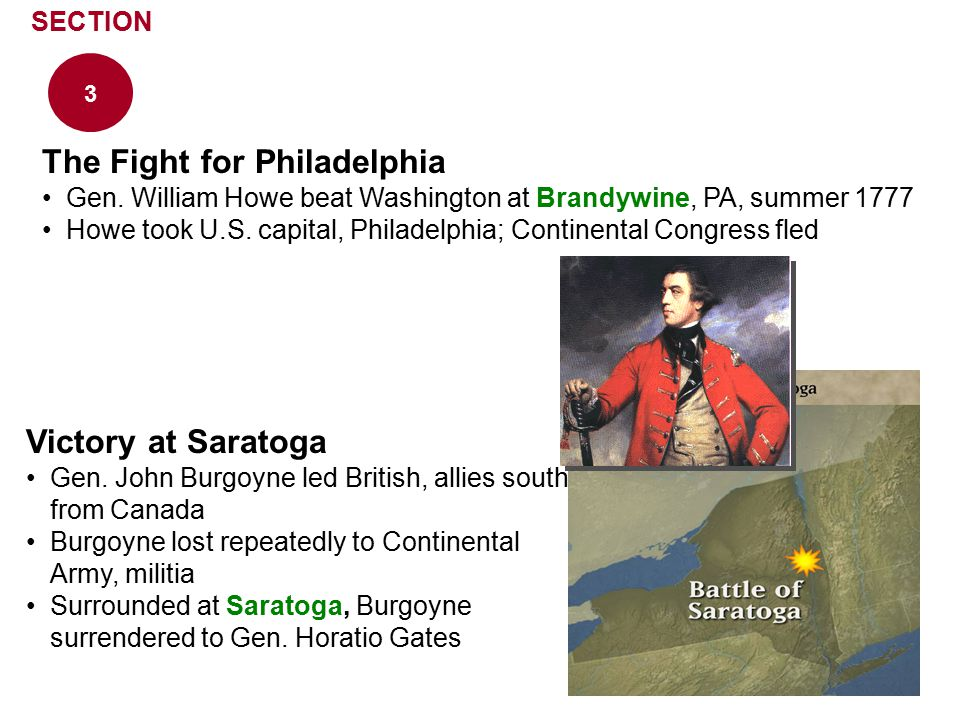 The Fight for Philadelphia Gen.
