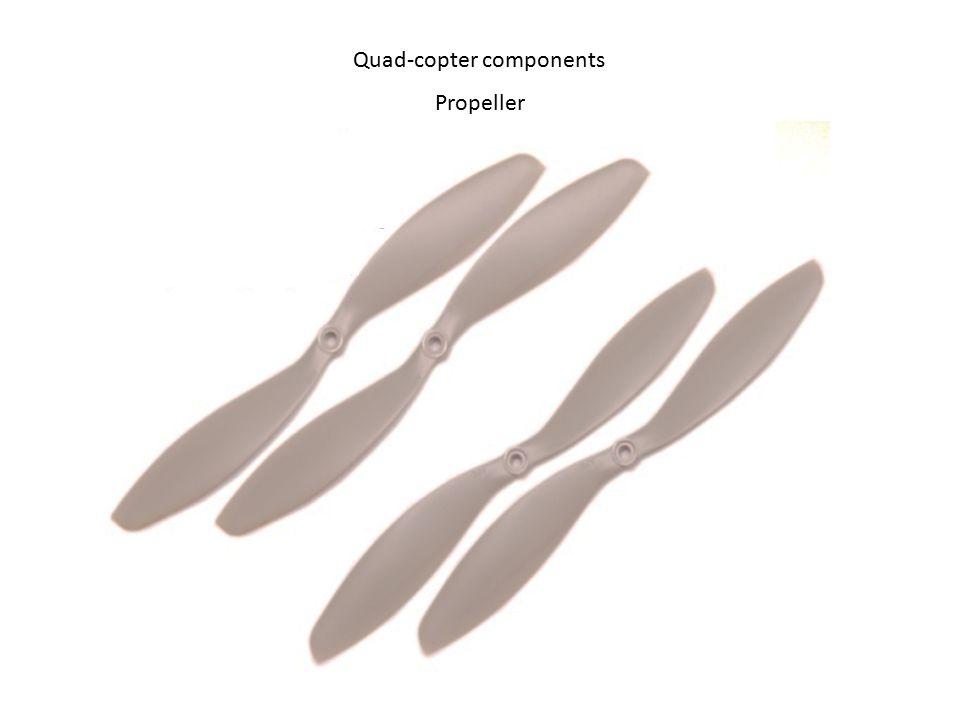 Quad-copter components Propeller
