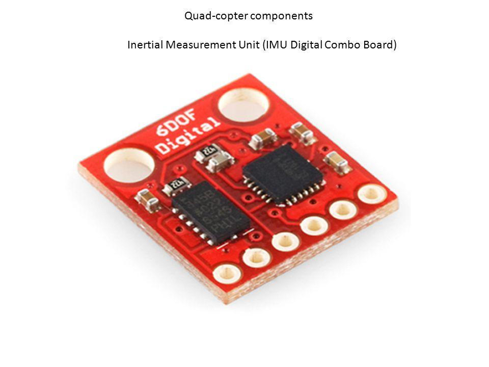 Inertial Measurement Unit (IMU Digital Combo Board) Quad-copter components