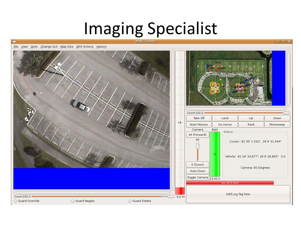 Imaging Specialist
