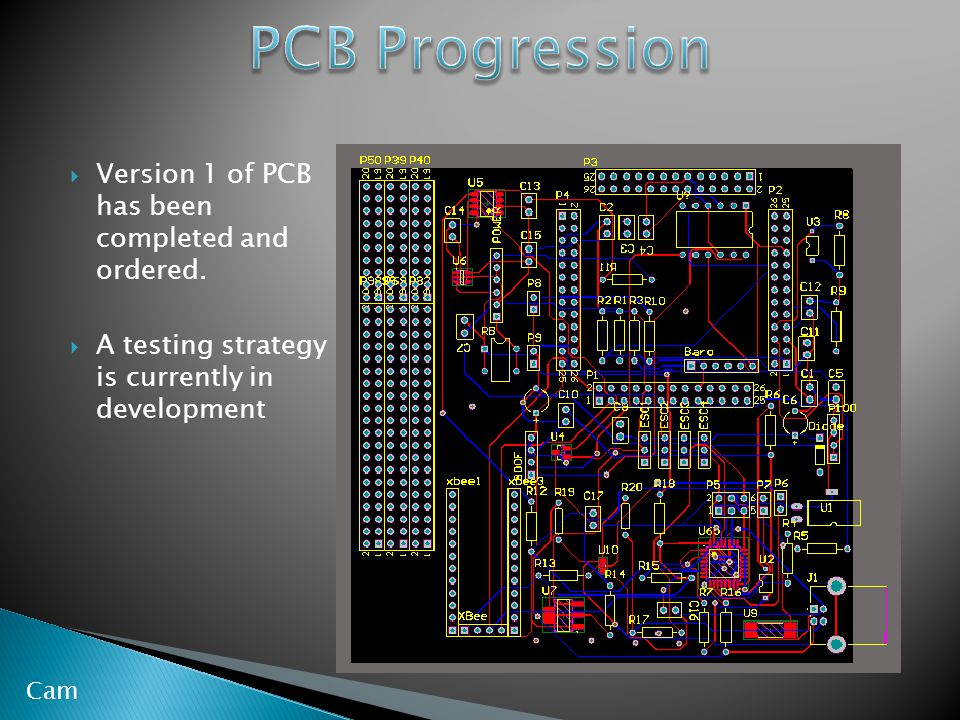  Version 1 of PCB has been completed and ordered.