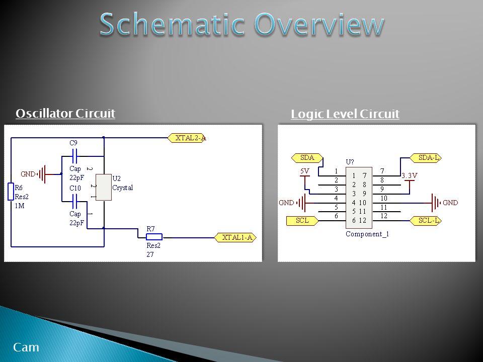Oscillator Circuit Logic Level Circuit Cam