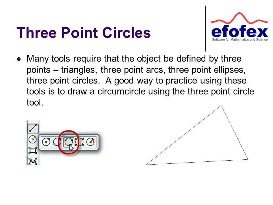 Using the Compass FX Draw 4 adds a Compass tool that works just like the normal, centre point / point on radius tool, but then remembers the radius so the second and subsequent circles have the same radius.