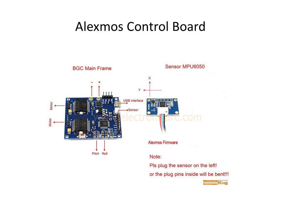 Alexmos Control Board