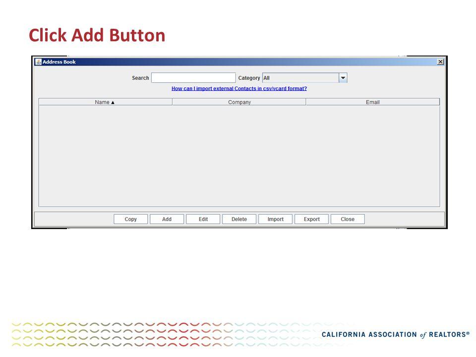 Click Add Button