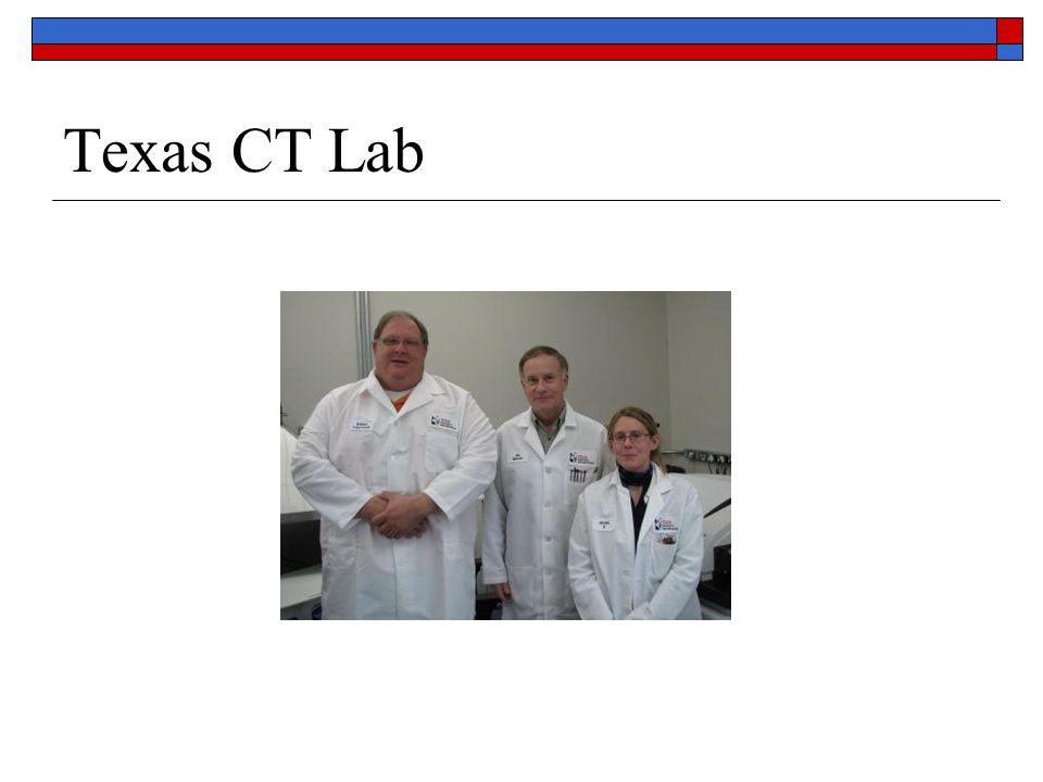 Texas CT Lab