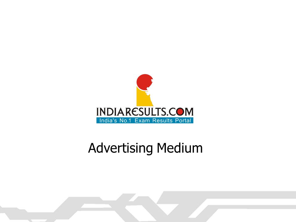 Advertising Medium