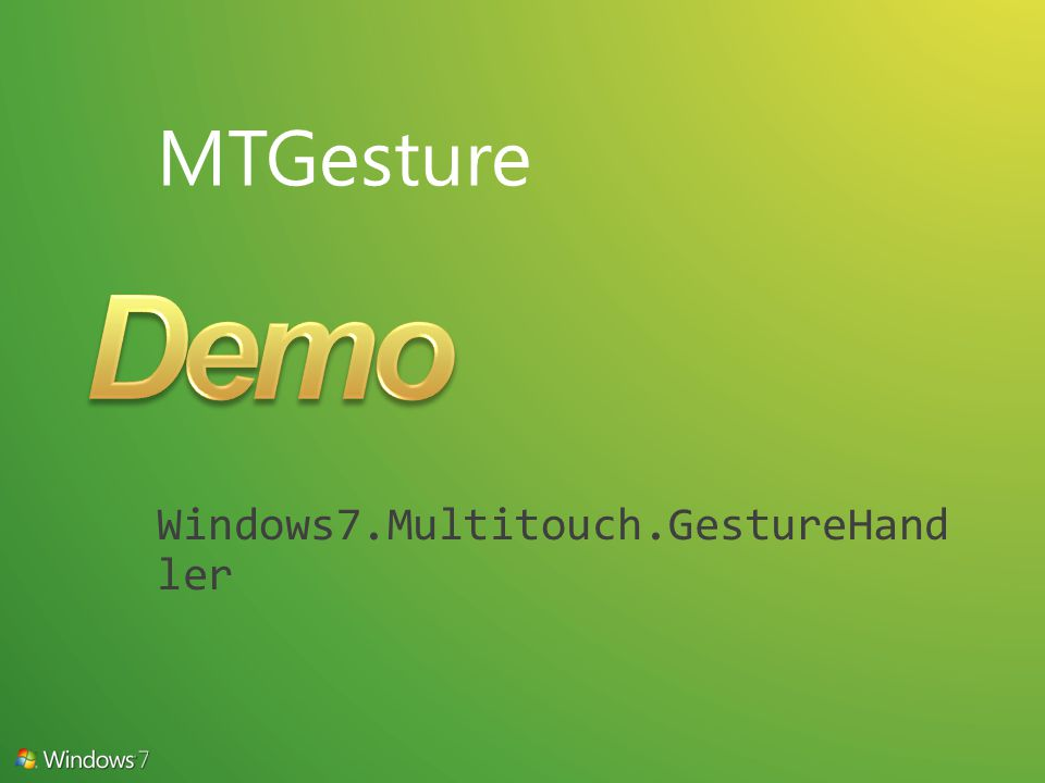 Windows7.Multitouch.GestureHand ler
