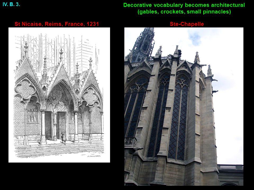 Ste-Chapelle IV. B. 3.