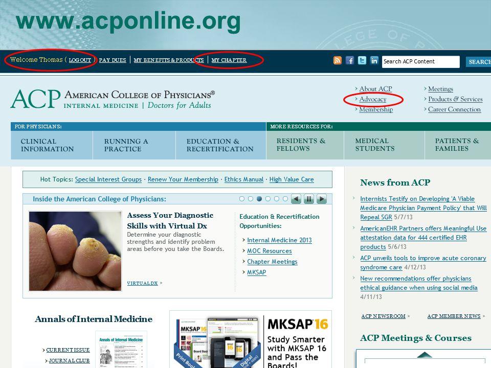 www.acponline.org