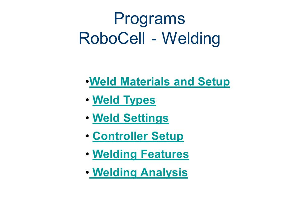 RoboCell Programming Windows 3D Image Workspace Dialog Bars Manual Movements Expanded Teach Positions Robot Movement Positions Program Standard Toolbar