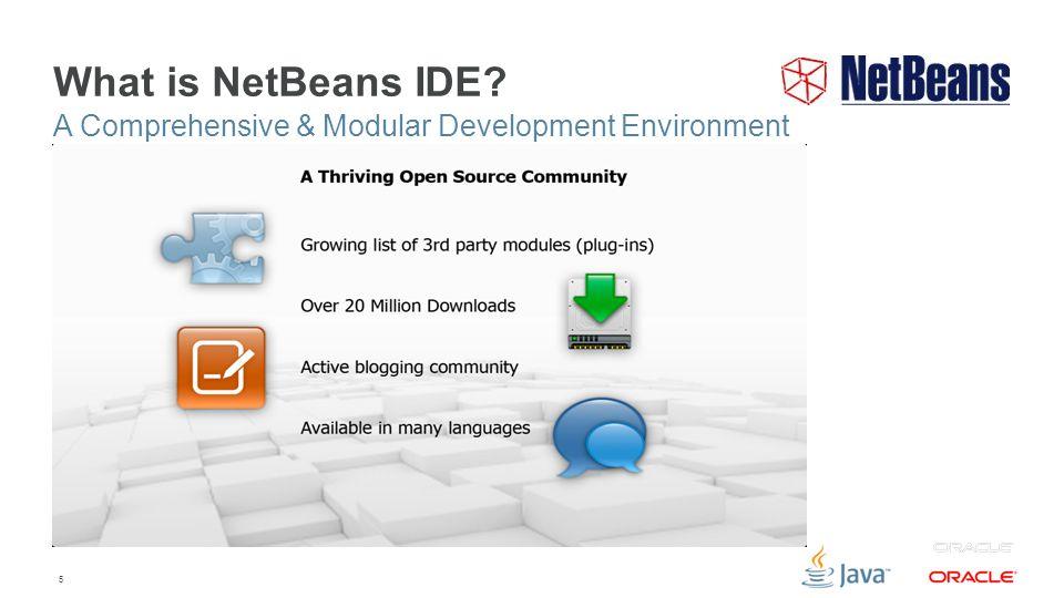 5 What is NetBeans IDE A Comprehensive & Modular Development Environment