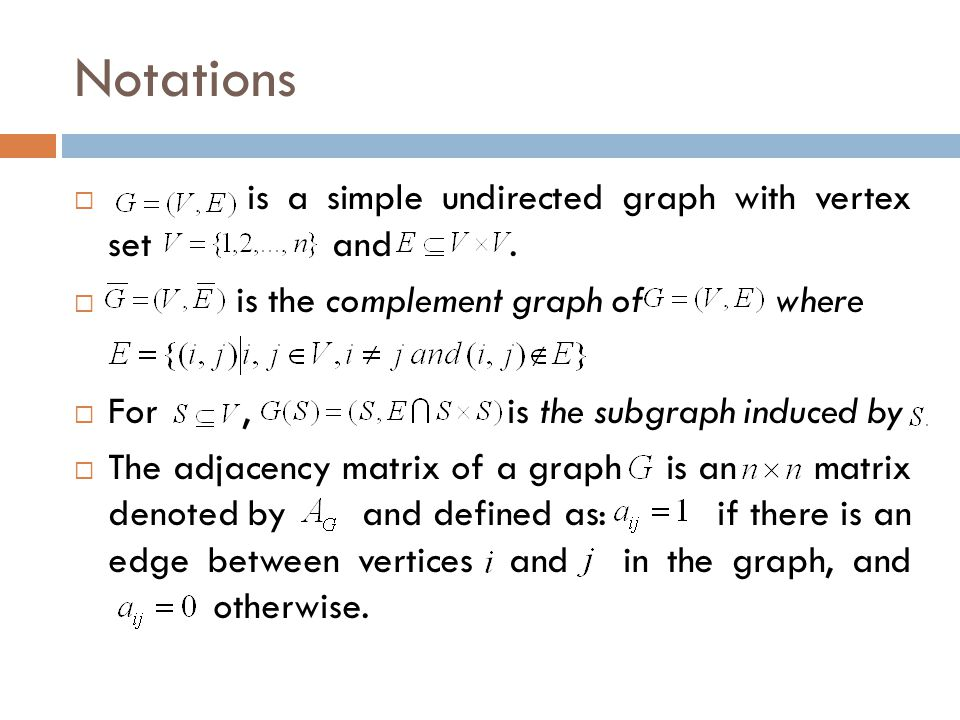 Wilf's Recursive Algorithm (cont.)  By applying the same reasoning as before, we obtain:  This implies that:
